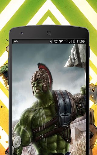 Wallpapers God of Thunder 2.1.3 screenshots 5