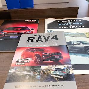 RAV4 AXAH54のカスタム事例画像 pirosyさんの2020年06月14日15:20の投稿