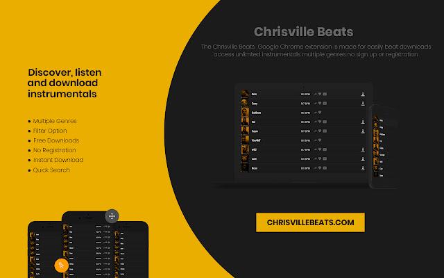 Chrisville Beats - Buy Beats Royalty Free