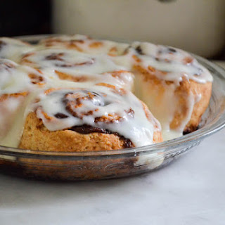 Small Batch Cinnamon Buns Recipe