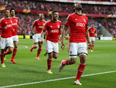 Benfica met la Juve sous pression