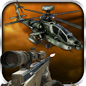 Helicopter Air Shooting Battle icon