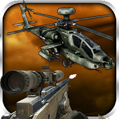 Helicopter Air Shooting Battle