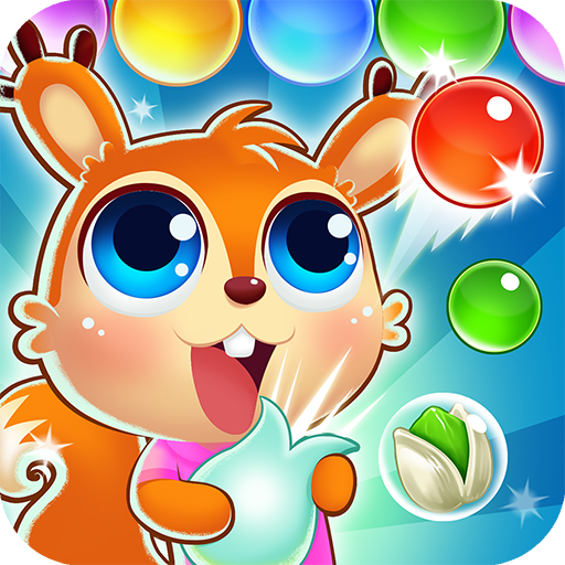 Bubble Pop Go! 休閒 App LOGO-硬是要APP