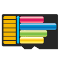 Storage Space GB Scan (Disk Data) icon