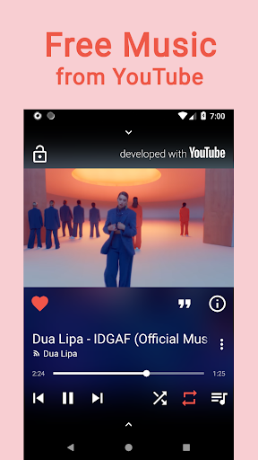 Music Downloader 4.187 screenshots 1