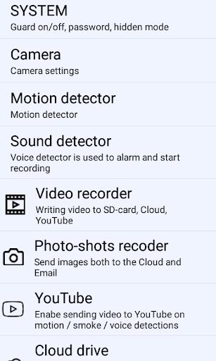 USB endoscope camera + Android 9 screenshot 9