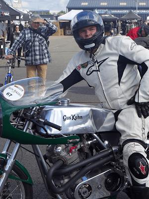 Iron Bikers 2018 circuit Carole.