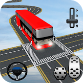 Impossible Bus Tracks Driving Simulator 🚌