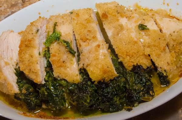 Poultry Essentials: Spinach Stuffed Chicken Recipe