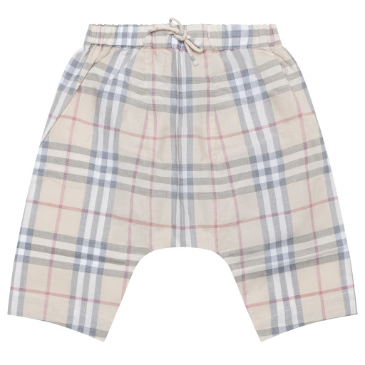 Primary image of Burberry Baby Faded Trousers