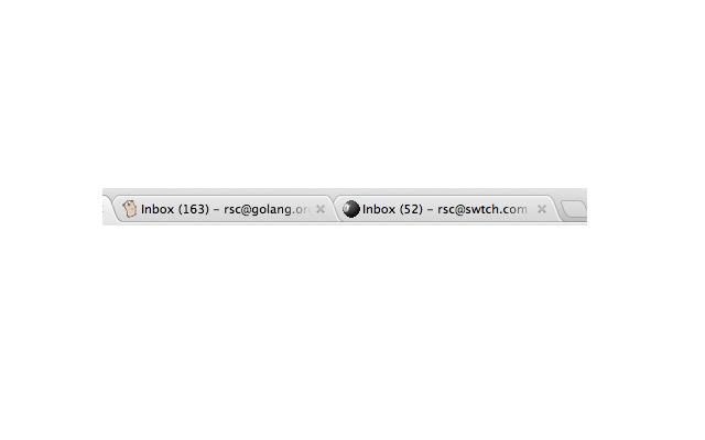 Favicon Fixer for Gmail