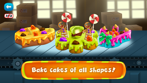 The Fixies: Chocolate Factory Games for Girls Boys 1.6.2 screenshots 3