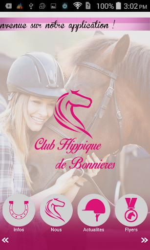 Club Hippique de Bonnieres