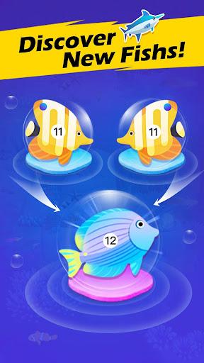 Fish Merge! Aquarium  code Triche 1