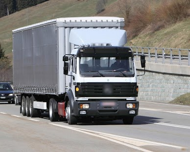 Wallpapers Mercedes SK Trucks - náhled