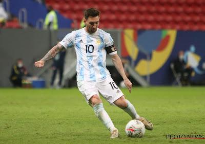 Qualifications Mondial 2022: la sélection de l'Argentine