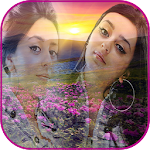 photo blender picture editor cam Icon