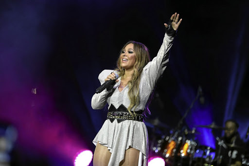 R&B sensation Tamia takes South Africans down memory lane, performing her old classics at Times Square in Pretoria.