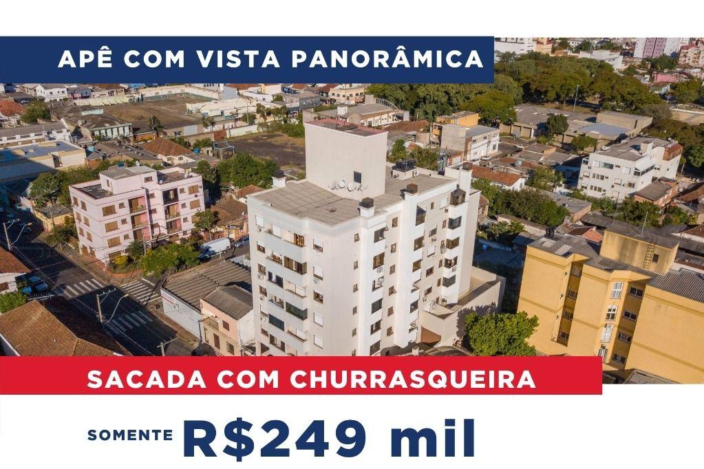 Apartamento Residencial à venda, Centro, São Leopoldo 60m²
