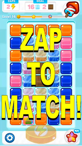 Disco Zap! - Zap, Blast and Pop | Matching Frenzy!  captures d'écran 1
