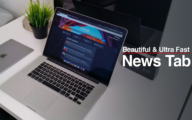 News Tab - New Tab Page Replacement