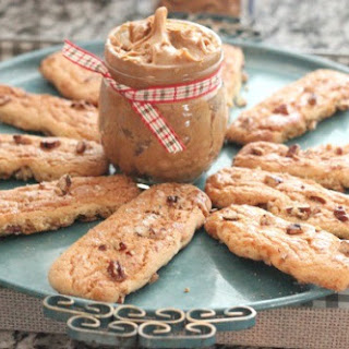 Pecan Sugar Cookie Sticks