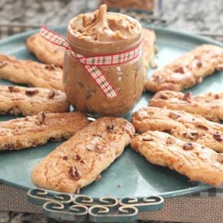 Pecan Sugar Cookie Sticks.