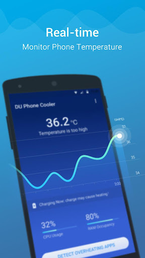 Download DU Phone Cooler & Cool Master on PC & Mac with AppKiwi APK