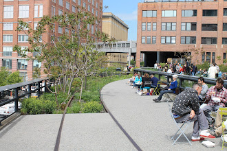 Photo: High Line Park, Manhattan, New York