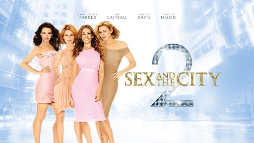 Sex and the city 2 trailer youtube
