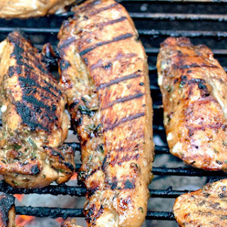 Best Ever Grilled Chicken Marinade Recipe