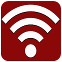 WiFi Password Hack: simulated icon