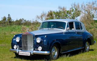 Rolls-Royce Silver Cloud II Rent Midtjylland