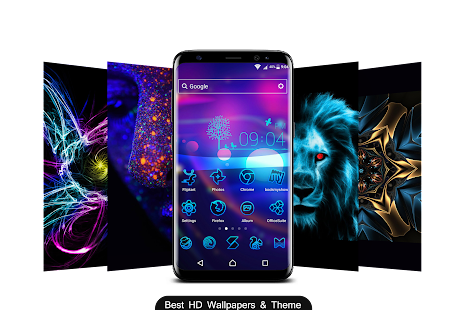 Neon 2 | HD Wallpapers - Theme- screenshot thumbnail