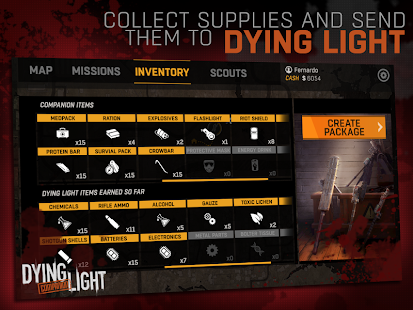 Companion for Dying Light Screenshot