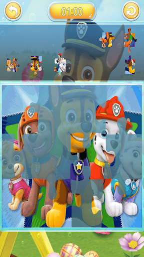 Jigsaw puzzle paw the dog android2mod screenshots 1