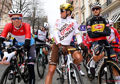 """Belgische kampioenentrui weer te zien in grote ronde dankzij Dries De Bondt: """"Een droom die in vervulling gaat"""""""