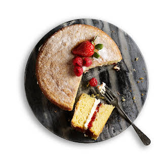 Victoria Sponge No Butter Recipes.