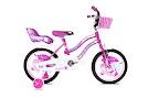 """Bicikl 16"""" Fantasy ljubičasti"""
