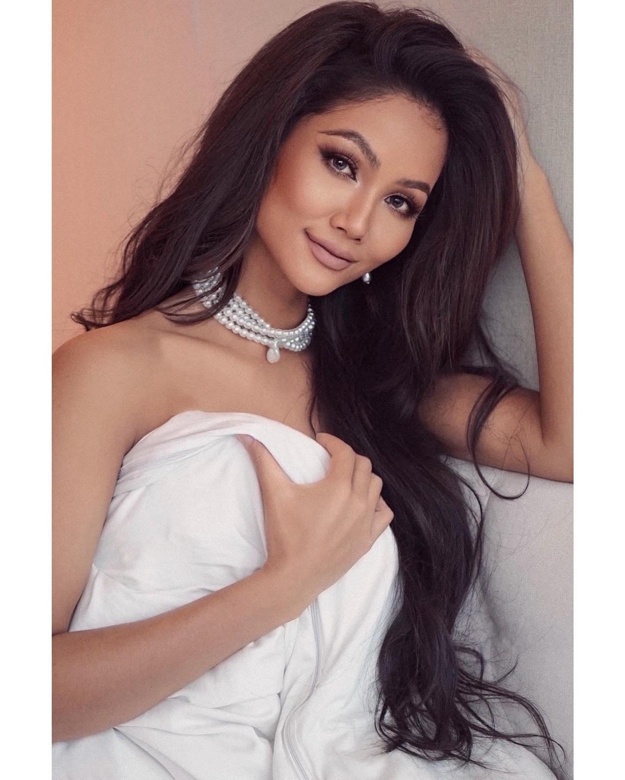 """H'Hen Niê """"phiên bản tóc dài"""" quyến rũ không kém cạnh thuở ghi danh vào lịch sử Miss Universe"""