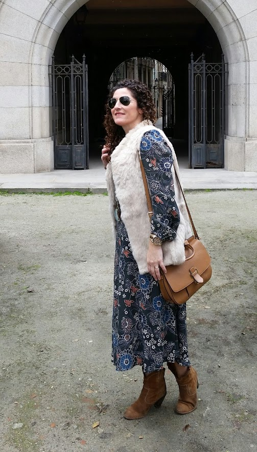 LOOK 2- FLOWER DRESS - Blog De Gucci a Zarucci