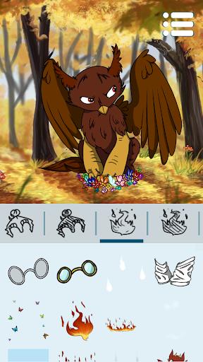 Avatar Maker: Dragons screenshot 4