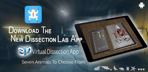Dissection Lab - Aplicaciones en Google Play