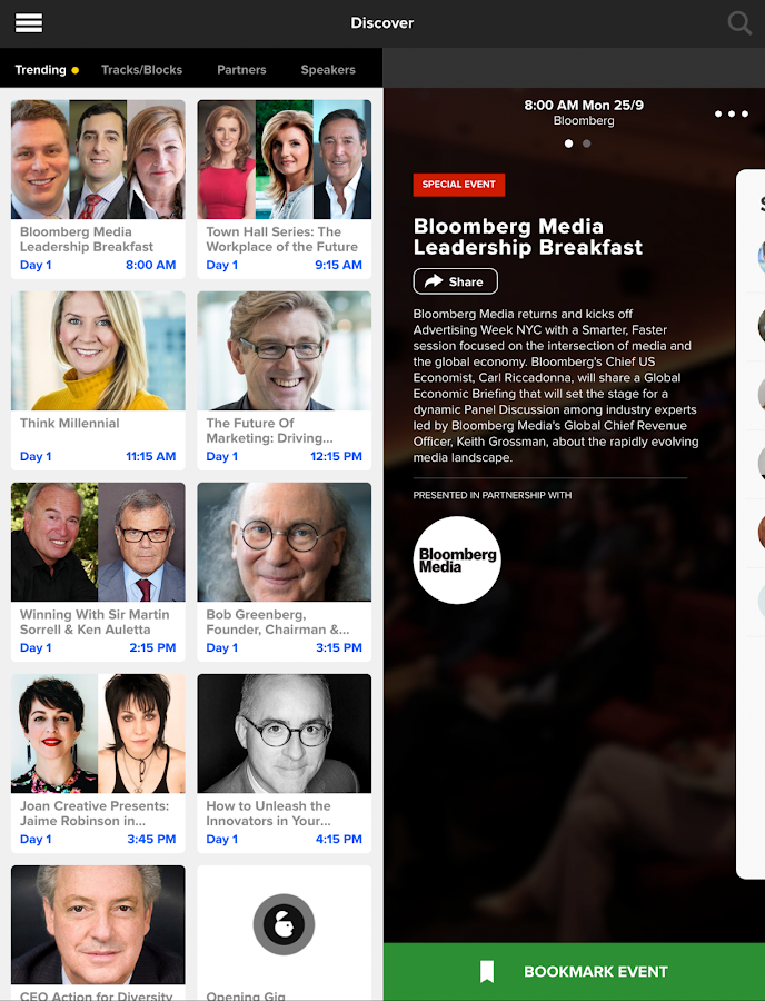 Advertising Week NY- screenshot