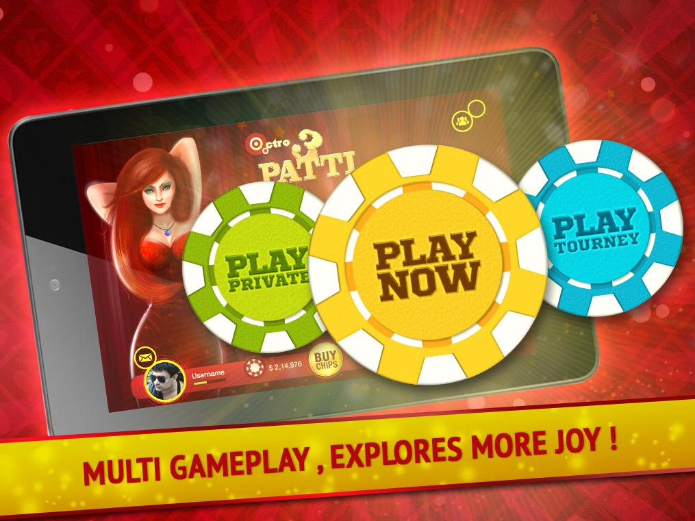 Screenshots of Teen Patti - Indian Poker for iPhone