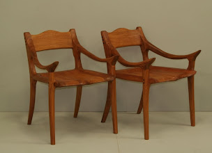 Photo: Bob MacGregor made a couple of Maloofs New Guinea Rosewood