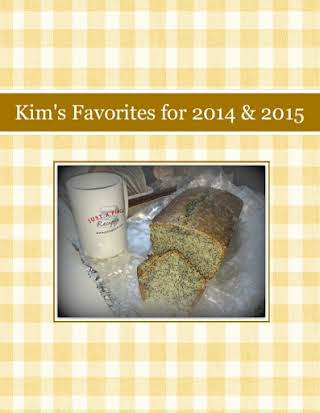 Kim's Favorites for 2014 & 2015