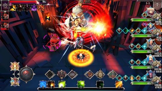 Raid Manager MOD APK (Unlimited Gold) 4