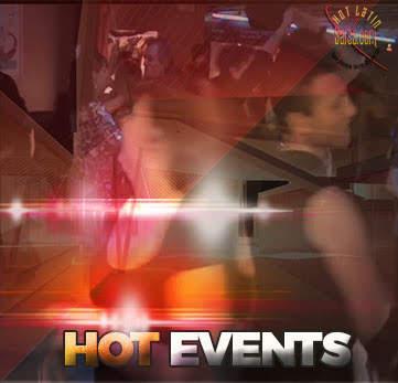 Hot Latin Salsa Events